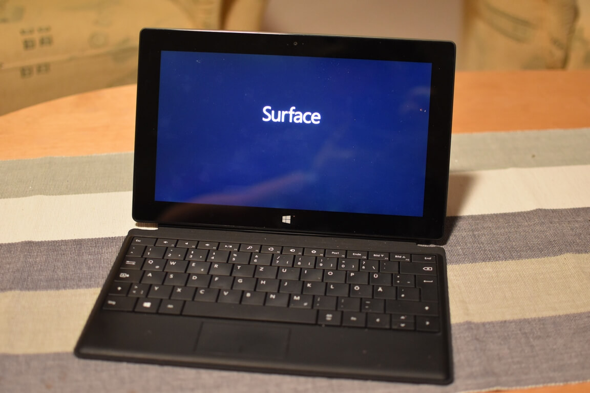 Back to the 80's – Surface RT im Jahre 2018 › tsjdev apps